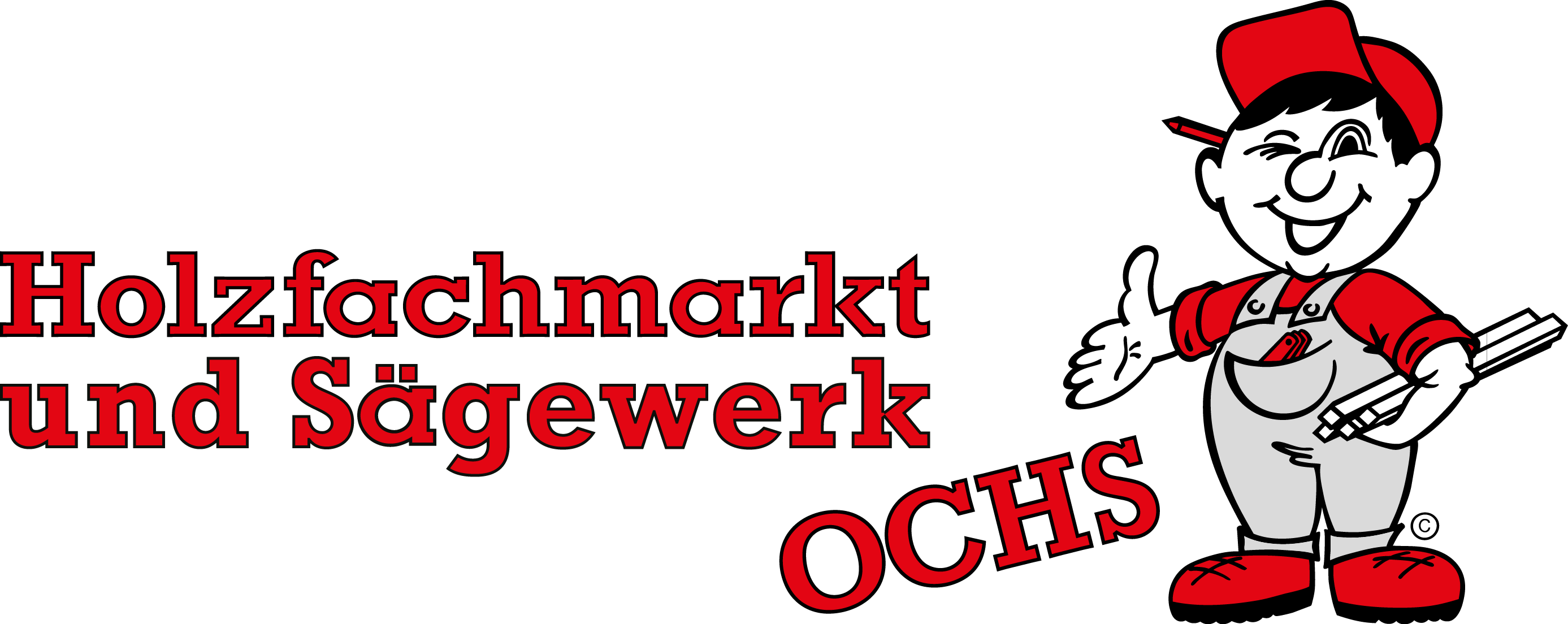 Holzfachmarkt und Sägewerk Ochs
